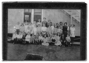 Primary view of object titled '[Stilwell Heights School]'.