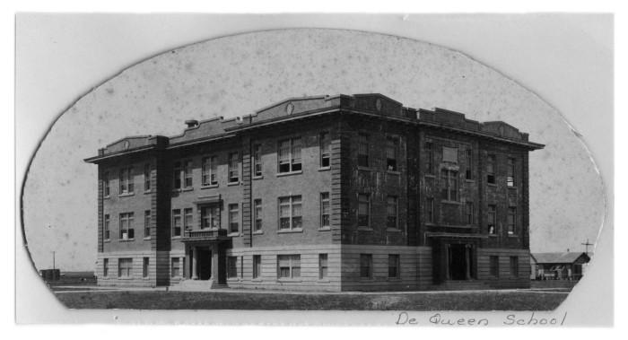 History Elementary School Dequeen Elementary School