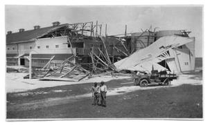 Primary view of object titled '[Hurricane Damage]'.