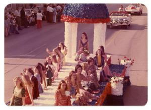 Primary view of object titled '[CavOILcade Parade]'.