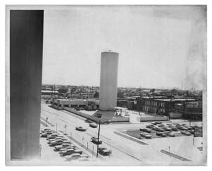 Primary view of object titled '[Downtown Water Tower]'.