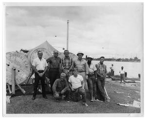 Primary view of object titled '[City of Port Arthur Public Works Employees]'.