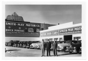 Primary view of object titled '[Smith - May Motor Company]'.