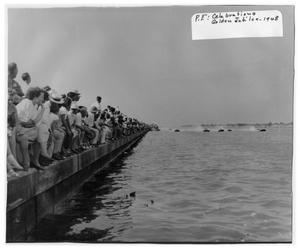 Primary view of object titled '[Golden Jubilee Speedboat Race]'.