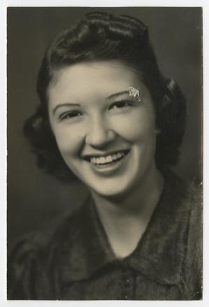 [Portrait of Mollie Touchstone]