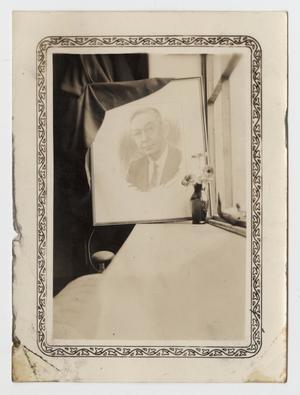 [Photograph of Portrait Unveiling]