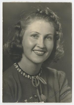 [Portrait of Lavada Rogers]