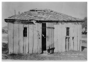 Primary view of object titled '[Port Arthur Jail]'.