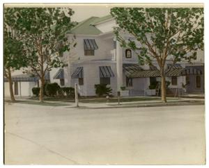 Primary view of object titled '[Clayton and Thompson Funeral Home]'.