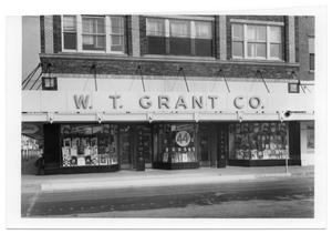 Primary view of object titled '[W. T. Grant Company]'.