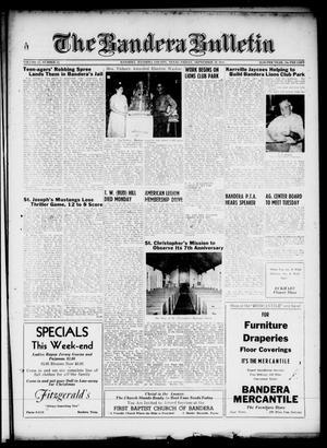 The Bandera Bulletin (Bandera, Tex.), Vol. 11, No. 14, Ed. 1 Friday, September 30, 1955