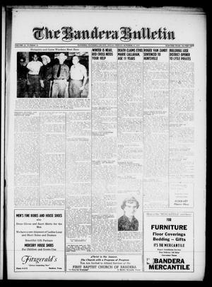 The Bandera Bulletin (Bandera, Tex.), Vol. 13, No. 16, Ed. 1 Friday, October 11, 1957