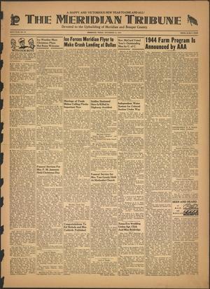 The Meridian Tribune (Meridian, Tex.), Vol. 50, No. 33, Ed. 1 Friday, December 31, 1943