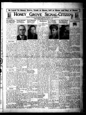 Honey Grove Signal-Citizen (Honey Grove, Tex.), Vol. 54, No. 45, Ed. 1 Friday, December 1, 1944