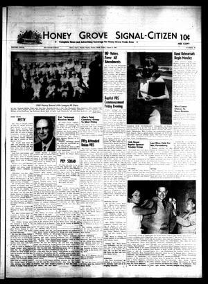 Honey Grove Signal-Citizen (Honey Grove, Tex.), Vol. 77, No. 30, Ed. 1 Friday, August 8, 1969