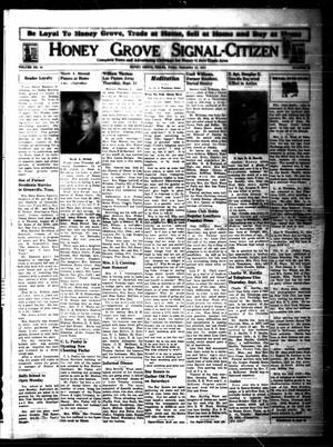 Honey Grove Signal-Citizen (Honey Grove, Tex.), Vol. 54, No. [35], Ed. 1 Friday, September 22, 1944