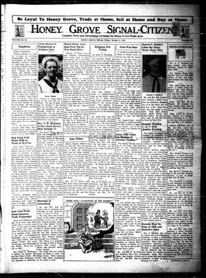 Honey Grove Signal-Citizen (Honey Grove, Tex.), Vol. 53, No. 37, Ed. 1 Friday, October 8, 1943