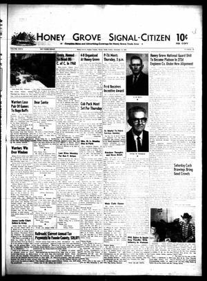 Honey Grove Signal-Citizen (Honey Grove, Tex.), Vol. 76, No. 49, Ed. 1 Friday, December 15, 1967