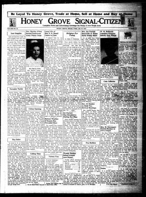 Honey Grove Signal-Citizen (Honey Grove, Tex.), Vol. 53, No. 27, Ed. 1 Friday, July 30, 1943