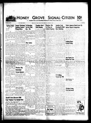 Honey Grove Signal-Citizen (Honey Grove, Tex.), Vol. 76, No. 48, Ed. 1 Friday, December 8, 1967