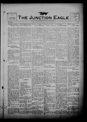 Primary view of object titled 'The Junction Eagle (Junction, Tex.), Vol. 37, No. 50, Ed. 1 Friday, April 8, 1921'.