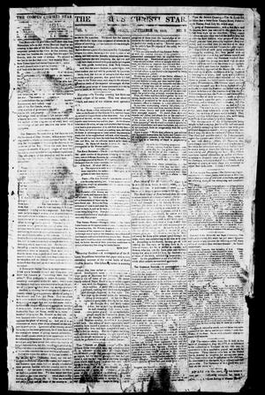 Primary view of object titled 'The Corpus Christi Star. (Corpus Christi, Tex.), Vol. 1, No. 2, Ed. 1, Tuesday, September 19, 1848'.