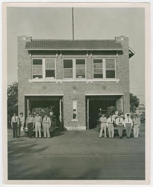 Primary view of object titled '[Fire Station 15]'.