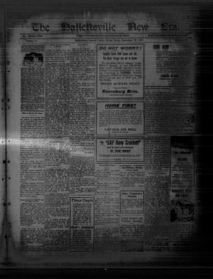 The Hallettsville New Era. (Hallettsville, Tex.), Vol. 17, No. 20, Ed. 1 Friday, September 22, 1905