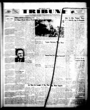 Primary view of object titled 'The Lavaca County Tribune (Hallettsville, Tex.), Vol. [], No. 70, Ed. 1 Tuesday, September 9, 1941'.