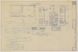 Primary view of object titled 'Smith Residence Addition, Abilene, Texas: Elevation'.