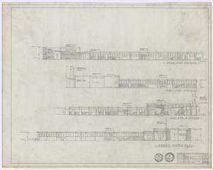 Primary view of object titled 'Elmwood West Medical Center Office, Abilene, Texas: Elevations'.
