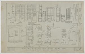 Primary view of object titled 'Electric House Beautiful, Abilene, Texas: Miscellaneous Details'.