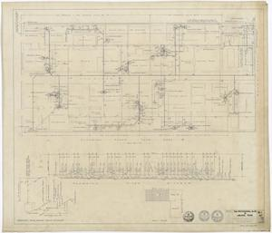 Primary view of object titled 'The Professional Building, Abilene, Texas: Mechanical Plan'.