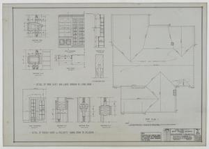 Primary view of object titled 'Stephens Residence, Abilene, Texas: Roof Plan'.