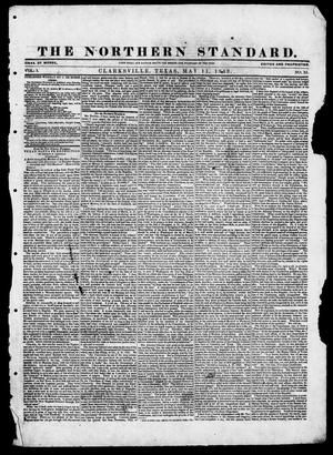 The Northern Standard. (Clarksville, Tex.), Vol. 1, No. 35, Ed. 1, Thursday, May 11, 1843