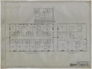 Primary view of object titled 'Settles' Hotel, Big Spring, Texas: Floor Plans'.