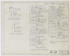 Primary view of object titled 'Elmwood West Medical Center Office, Abilene, Texas: Details'.