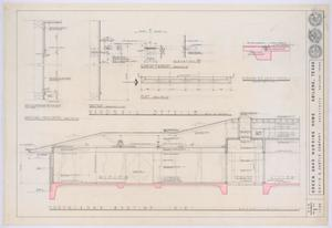 Primary view of object titled 'Green Oaks Nursing Home, Abilene, Texas: Details and Section Drawings'.