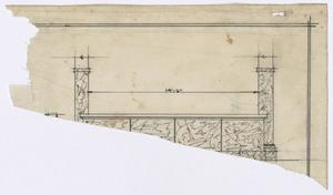 Primary view of object titled 'Hotel Building, Breckenridge, Texas: Partial Detail Plan'.