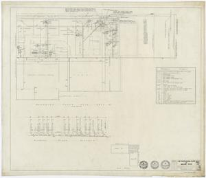 "Primary view of object titled 'The Professional Building, Abilene, Texas: Area ""C"" Plumbing Work'."