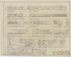 Primary view of object titled 'Crippled Children's Center, Abilene, Texas: Elevations and Details'.