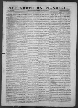 Primary view of The Northern Standard. (Clarksville, Tex.), Vol. 4, No. 45, Ed. 1, Saturday, March 6, 1847