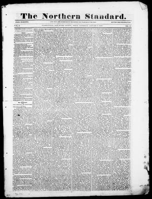 The Northern Standard. (Clarksville, Tex.), Vol. 5, No. 37, Ed. 1, Saturday, January 8, 1848