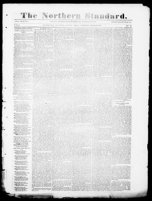 Primary view of The Northern Standard. (Clarksville, Tex.), Vol. 5, No. 48, Ed. 1, Saturday, March 25, 1848