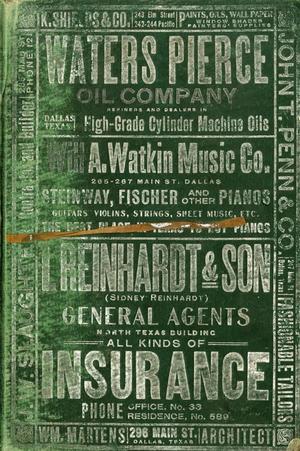 Dallas City Directory, 1902