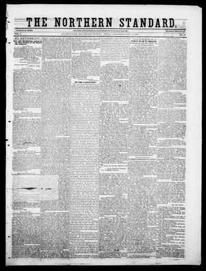 Primary view of The Northern Standard. (Clarksville, Tex.), Vol. 6, No. 10, Ed. 1, Saturday, July 1, 1848