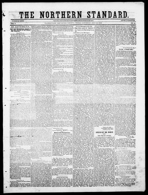 Primary view of The Northern Standard. (Clarksville, Tex.), Vol. 6, No. 14, Ed. 1, Saturday, July 29, 1848
