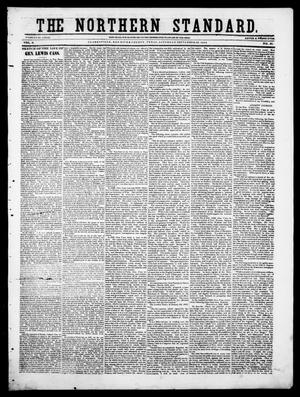 Primary view of The Northern Standard. (Clarksville, Tex.), Vol. 6, No. 21, Ed. 1, Saturday, September 16, 1848