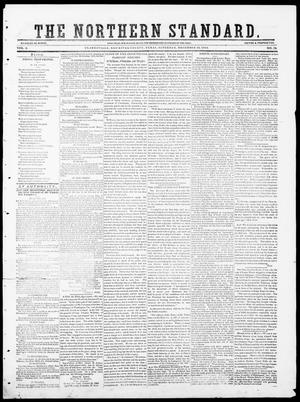 The Northern Standard. (Clarksville, Tex.), Vol. 6, No. 33, Ed. 1, Saturday, December 16, 1848