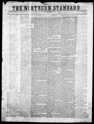 The Northern Standard. (Clarksville, Tex.), Vol. 6, No. 40, Ed. 1, Saturday, February 10, 1849